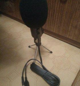 Микрофон конденсаторный Leihao BM-100FX