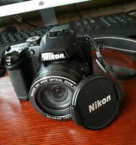 Фотоаппарат Nikon Coolpix P500