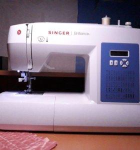 Singer brilliance 6160 швейная машина