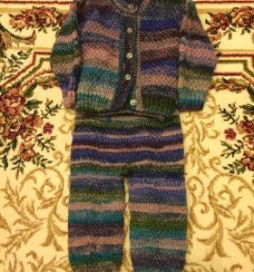 Тёплый костюмчик ❄️ абсолютно новый