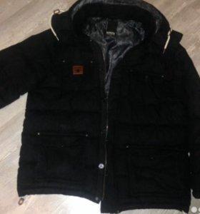 Куртка зимняя мужская 54р