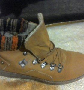 Ботинки-Зима!!