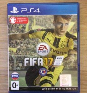 FIFA 17 на PlayStation 4