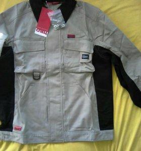 Куртка-спецовка