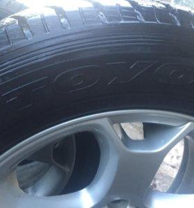 Для BMW X5 E53 К-т зимних колес R18