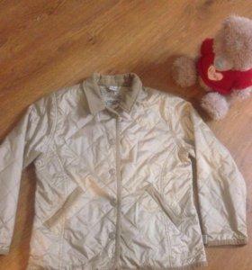 Осенний пиджак-куртка