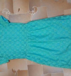 Платье подростковое