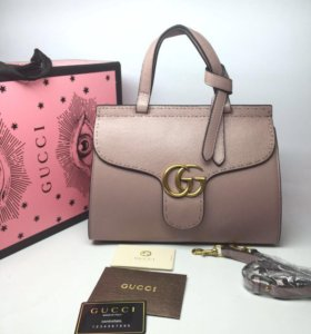 Новая сумочка Gucci - кожа.