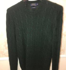 Кашемировый свитер от Polo Ralph Lauren