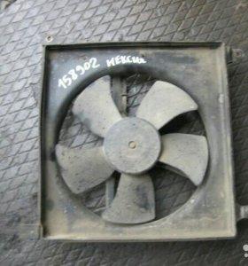 Диффузор с вентилятором Daewoo Nexia