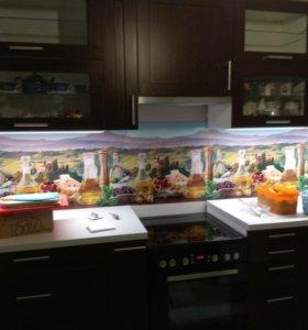 Кухонные фартуки