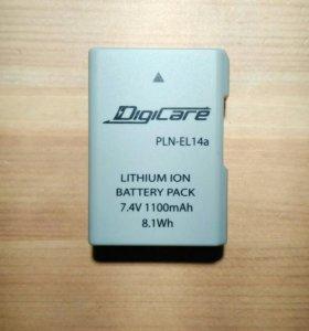Новый аккумулятор для фотоаппарата Nikon