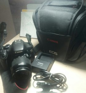 Canon EOS 600D Kit EF-S 18-55 IS ll