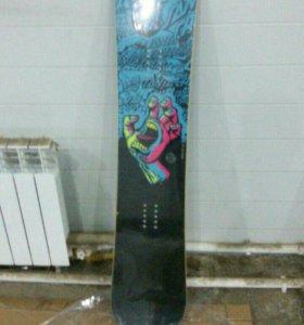 Сноуборды новые