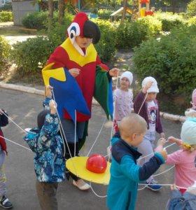 живой квест на детский праздник, день рождения