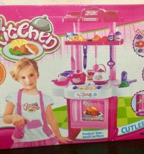 Кухня детская Kitchen