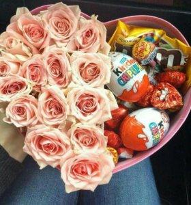 Подарки для него и для неё