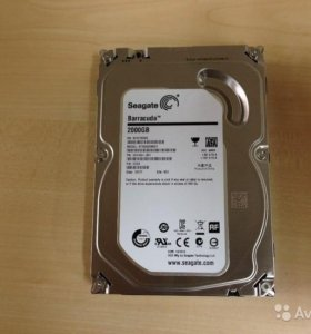 HDD Seagate Barracuda 2000 GB(2TB)