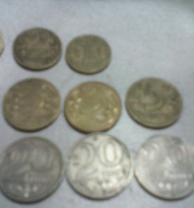 Монеты Тенге