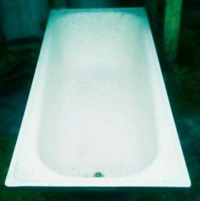 Прочная стальная ванна