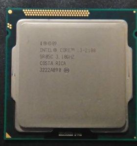 Процессор Intel Core i3-2100 3100MHz сокет 1155