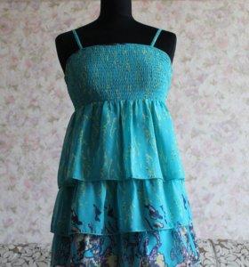 Новое летнее платье сарафан Bodyflirt