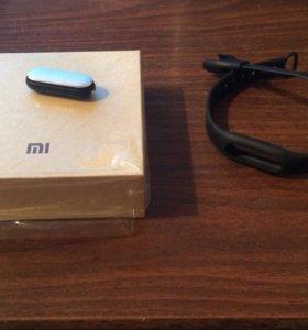 Фитнес браслет Xiaomi Mi Band 1