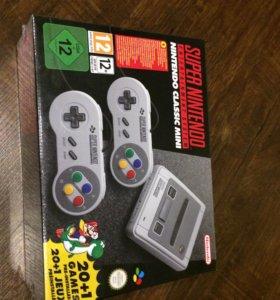 Игровая приставка SNES mini classic