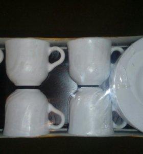 Новый кофейный набор .обмен