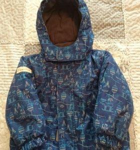 Куртка зимняя Lappi Kids для мальчика р-р 92-98