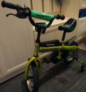 Детский велосипед-беговел