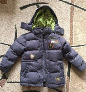 Куртка зимняя 104