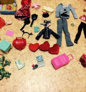 Товары, аксессуары для кукол
