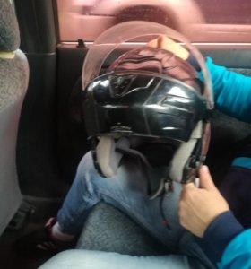 Шлем мото хавк