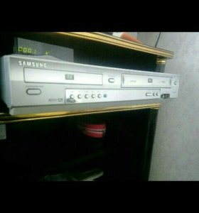 DVD и видеомагнитофон