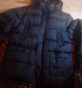 Куртка зима мужская большой рр