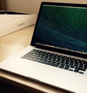 """MacBook Pro retina 15"""" 2.5gb/8gb/256gb ssd 2012г"""