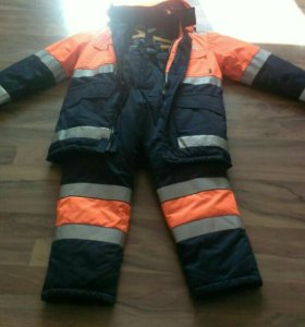 Зимняя спец одежда