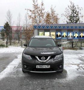 Nissan x-trail 2016г