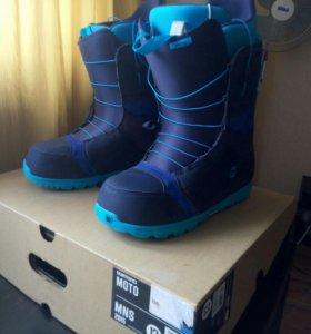 Сноубордические ботинки Burton moto 45p