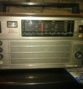 Радиоприемник Океан-214