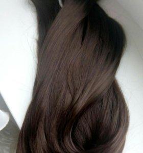 Трессы (волосы) на заколках