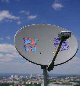 Спутниковый интернет SenSat 1Вт полный комплект