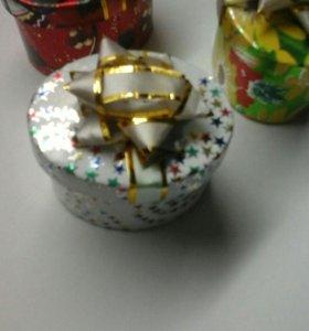 Подарочная коробочка для кольца, перстня, серёжек