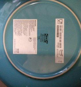 Тарелки Икея, 27 см диаметр