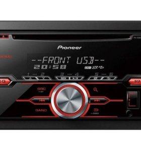 Автомагнитола СD/USB/MP3/WMA Pioneer FH-X380UB