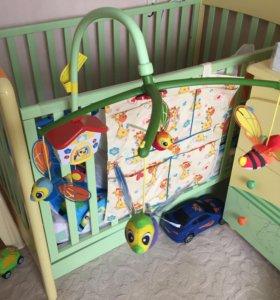 Мобиль Chicco для детской кроватки
