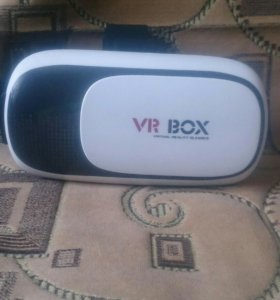 Vr box новые
