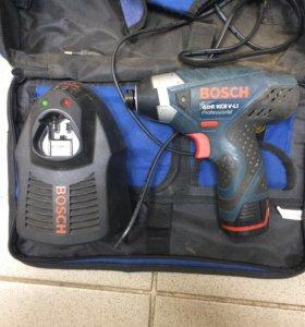 Гайковерт Bosch grd 10,8 v-li