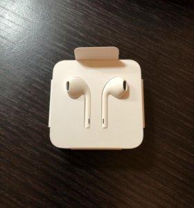 Продаю новые наушники от iPhone 7